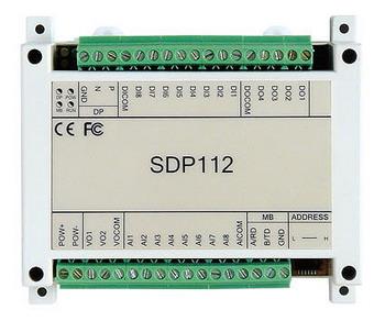 腾控 SDP112工业级远程IO模块