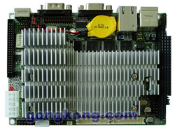 蓝天工控 EC3-1691/104PLUS 嵌入式工业计算机主板