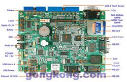 双核工控机主板  EPCS-9000