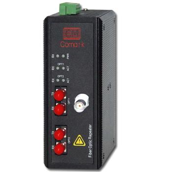 深圳讯记 ControlNet 光纤中继器