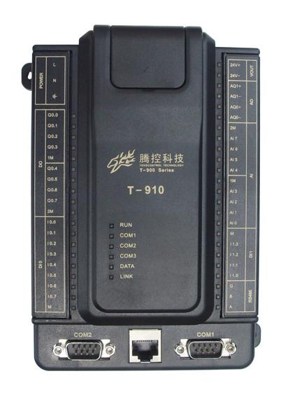 腾控 T910S宽温型以太网PLC