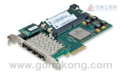 GE智能平台 WANic 6354智能型高性能数据包处理器