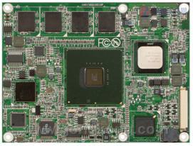 磐仪 COM-630E宽温COM Express CPU模块