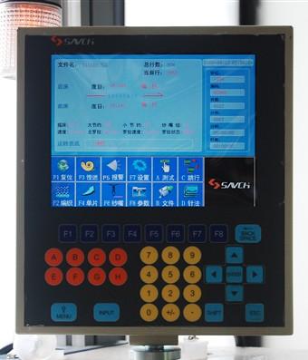 台湾三碁-SANCH 电脑横机专用控制系统
