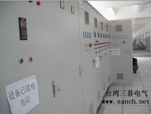 台湾三碁 玻璃退火窑锡槽电加热成套柜