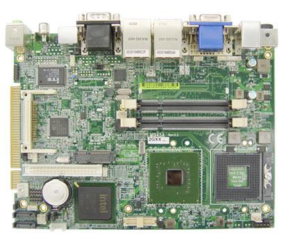 博来科技 MI945A多媒体工业主板