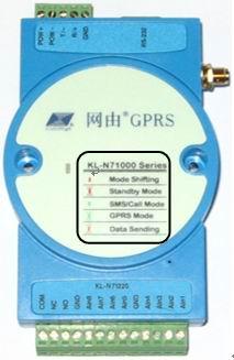 ColliHigh-昆仑海岸 KL-N7000系列GPRS数据采集模块