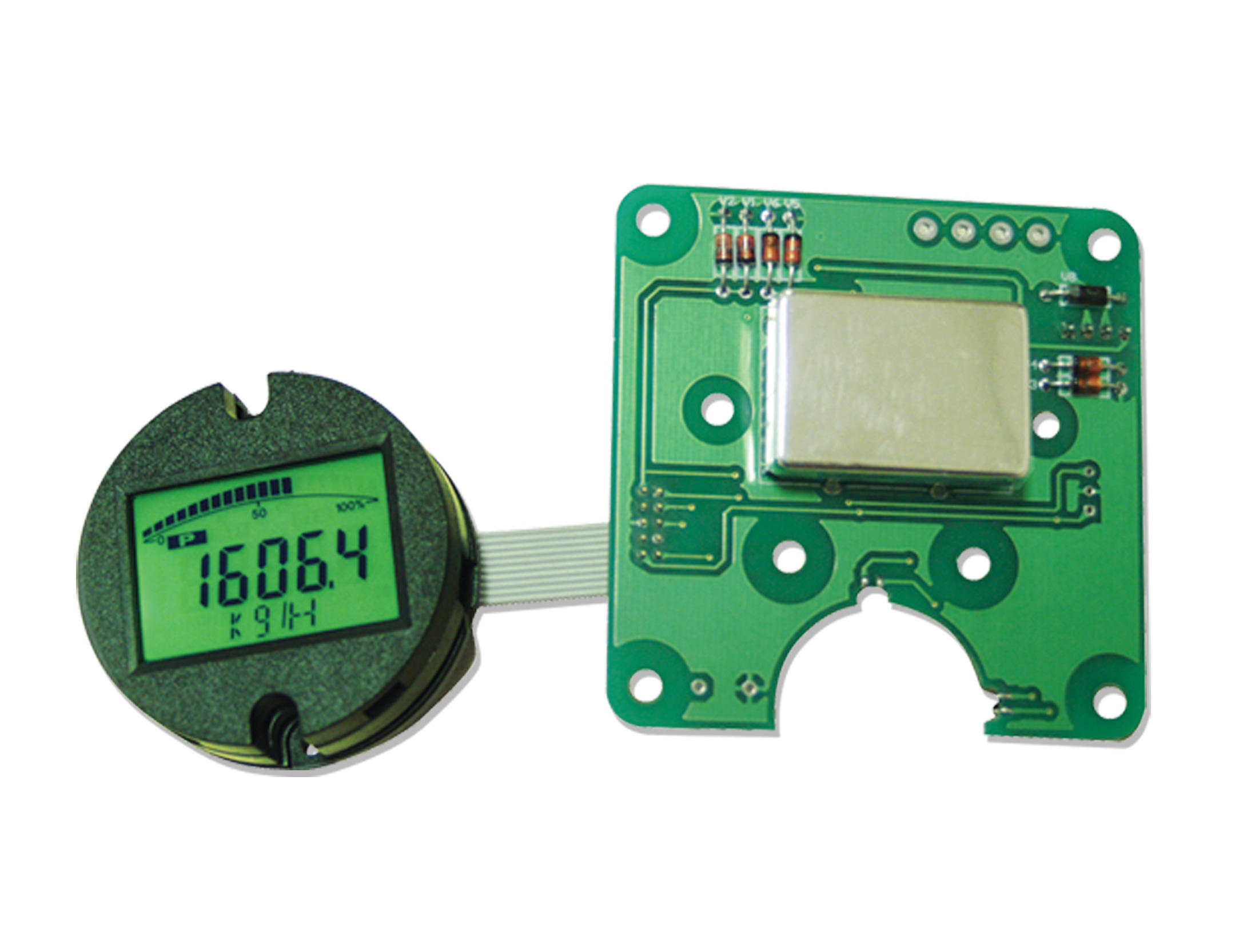 华控 HK-H810M磁浮子流量计板卡