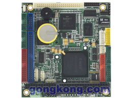 ICOP-昭營 帶CF卡座的PC/104  VDX-6353 (800MHz) PC/104主板