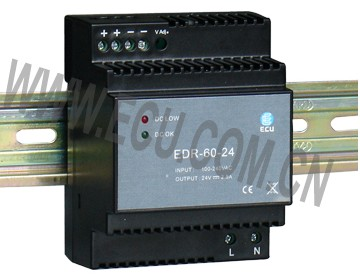 华耀电子 30W单路输出导轨开关电源