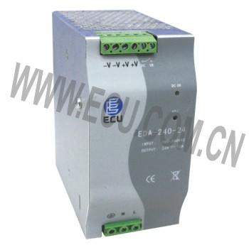 华耀电子EDA 240W单路输出导轨开关电源