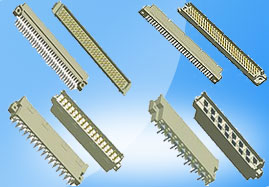 卓能 DIN41612 线路板连接器