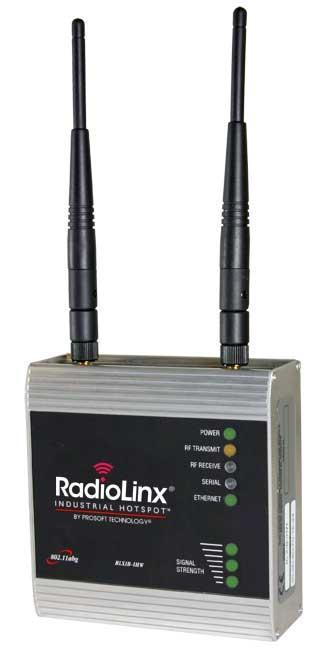 ProSoft Technology   RadioLinx系列RLXIB-IHW  802.11abg工业电台