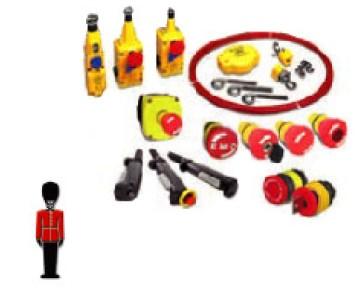 罗克韦尔 Lifeline系列和800G系列 急停设备和脱扣设备