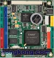 ICOP-昭營 多網口帶顯示的 PC/104 主板VDX-6357(800MHz)