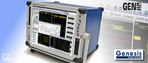 HBM   GEN5i   手持式数据记录仪/高速数据采集系统