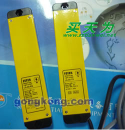 阳明FOTEK  LA-05,LA-05-RX,LA-05-TX 薄型光幕传感器