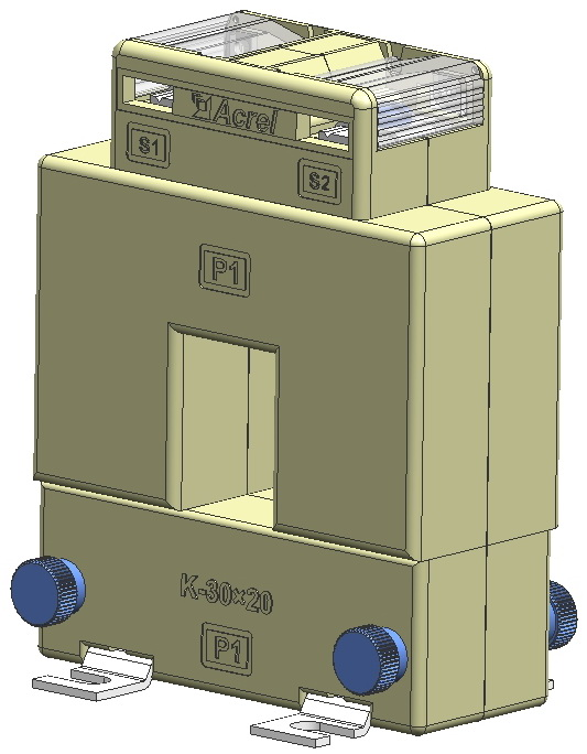 安科瑞 AKH-0.66K 開口式低壓電流互感器