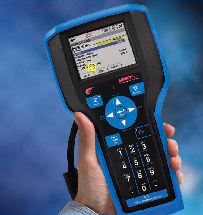艾默生Rosemount 475HP1ENA9GM9  (基本型)手操器