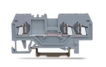 速普 SP215系列 3通道正面接线轨装弹簧接线端子