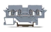 速普 SP215系列 4通道正面接线轨装弹簧接线端子(侧面标记)