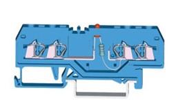 速普  SP215系列  2×2通道发光管端子(中间标记)