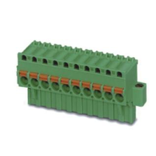 速普  C0558系列  正面接线孔型连接器(带固定器)