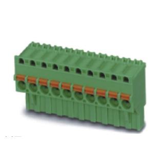 速普 C0558系列 正面接线孔型插拔式连接器