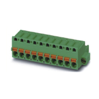 速普 C0158系列 侧面接线孔型插拔式连接器(带固定器)