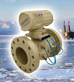 艾默生 丹尼尔    3804型    液体超声波流量计