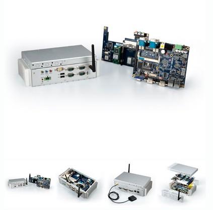 威盛 AMOS-5430 无风扇系统开发套件