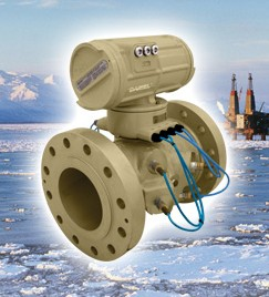 艾默生 丹尼尔3804型 液体超声波流量计