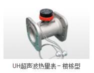 伟岸测器 UH 超声波热量表(DN50~DN300楼栋型系列)