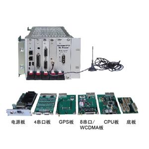 集智达 Server-59212WG 3U上架式通讯管理机