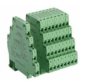 辰竹儀表 CZ2000系列 (超薄型)信號隔離器