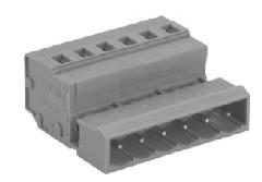 速普 2-24通道针型连接器