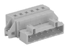 速普 2-24通道针型连接器带固定器(防错插型)