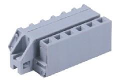 速普 2-24通道孔型弯头连接器带固定器