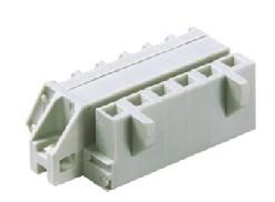 速普 2-24通道孔型弯头连接器带固定器(防错插)