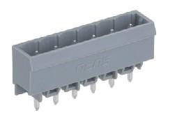 速普 2-24通道直型焊针插座(防错插)