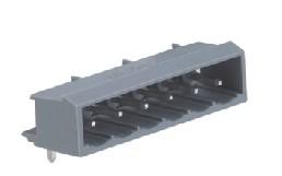 速普 2-24通道弯型焊针插座