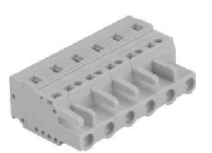 速普 2-24通道孔型连接器(防错插)MCS多用途连接器
