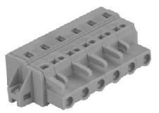 速普 2-24通道孔型连接器带固定器MCS多用途弹簧连接器