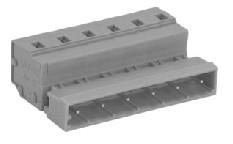 速普 2-24通道针型连接器MCS多用途弹簧连接器
