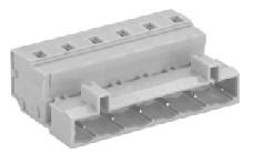 速普 2-24通道针型连接器(防错插)MCS多用途弹簧连接器