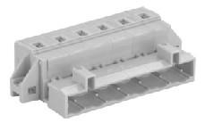 速普 2-24通道针型连接器带固定器(防错插)MCS多用途弹簧连接器