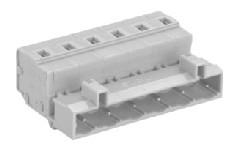 速普 2-24通道针型连接器带销钉(防错插)MCS多用途弹簧连接器