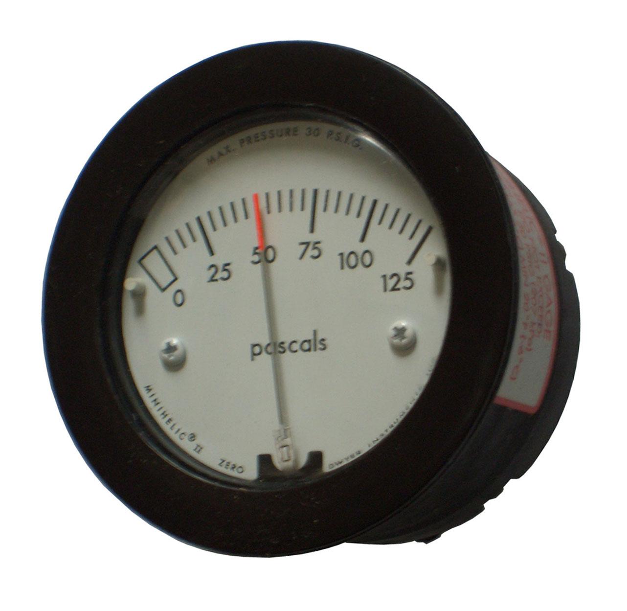 杜威仪表 D2-5000系列 微差压表