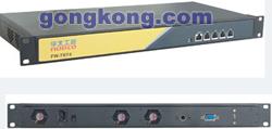 华北工控 FW-7874 4千兆网络安全准系统