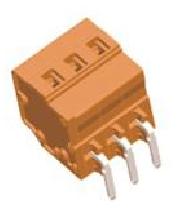 速普 SP450/458 PCB电路板用组合端子排(橙色)